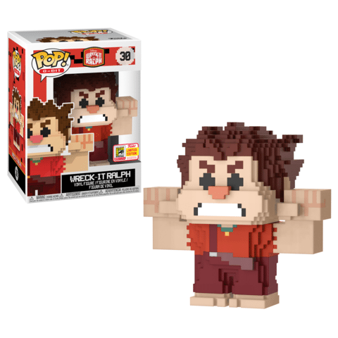 Wreck-It Ralph SDCC 2018 exclusive