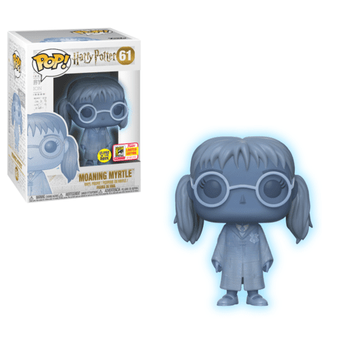 Hot Topic Moaning Myrtel Harry Potter SDCC