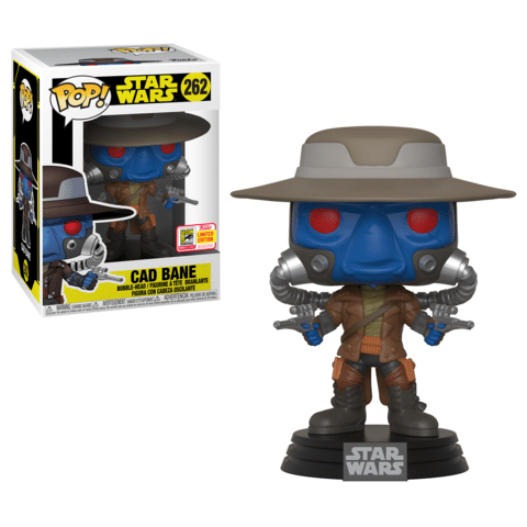 Hot Topic Cade Bane Star Wars SDCC 2018