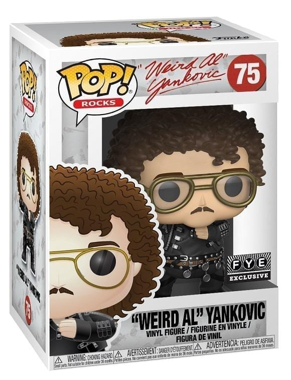 FYE exclusive Weird Al Fat