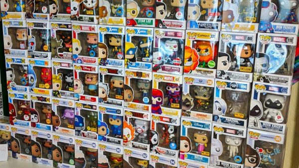 Taking a break from collecting Funko is not a bad idea