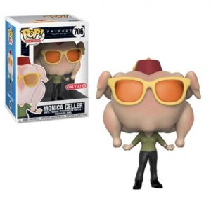 Monica Geller Turkey Target exclusive Funko Pop!