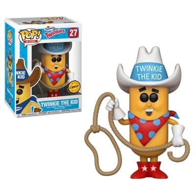 Twinkie the Kid Chase Funko Pop