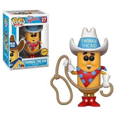 Twinkie the Kid Chase Funko Pop