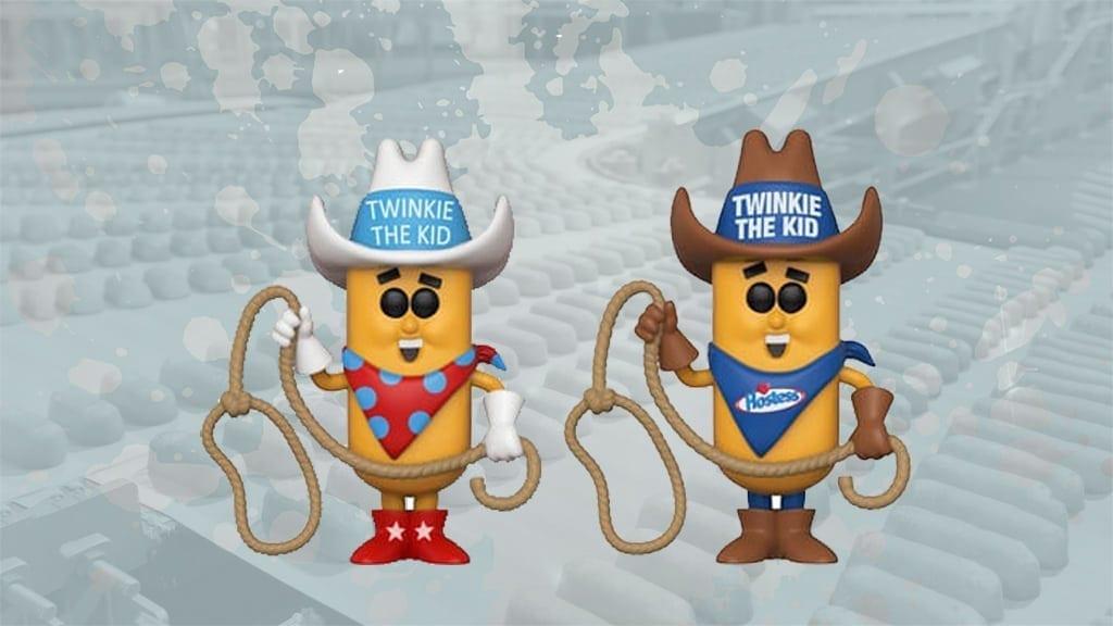 Funko announces twinkie the kid ad icon Pop!
