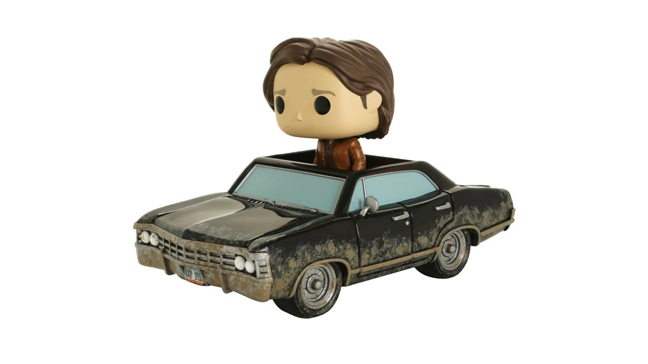 Hot Topic exclusive Pop! Ride Baby with Sam Chase