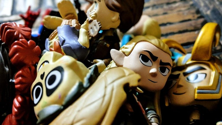 Episode 30 – A Guide to Collecting Mystery Minis