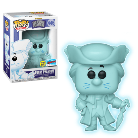 Funky Phantom NYCC 2018 exclusive