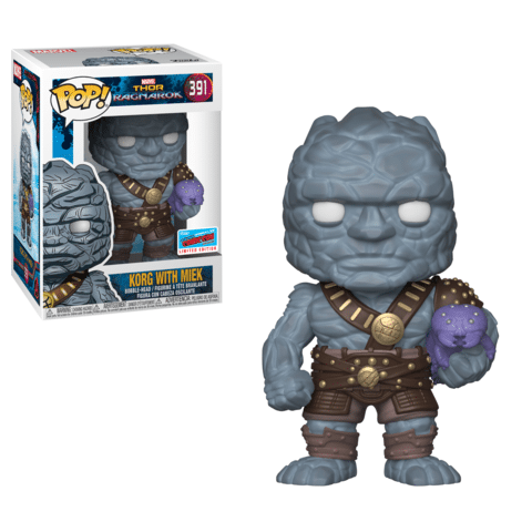 Korg NYCC 2018 shared exclusive