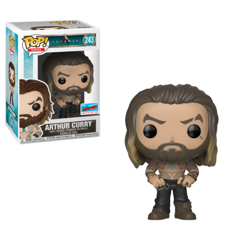 NYCC 2018 Aquaman Shared Exclsuive
