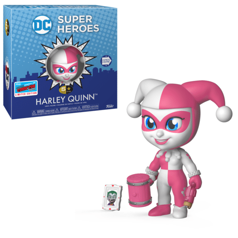 Funko Five Star Pink Harley Quinn NYCC 2018 exclusive