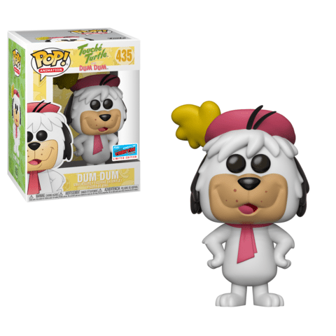 Hanna-Barbera's Dum Dum Funko Shop exclusive
