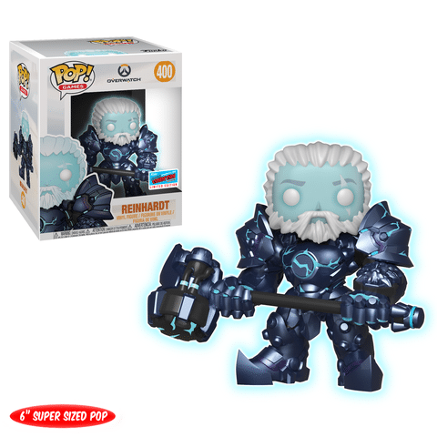 NYCC 2018 shared exclusive Reinhardt Coldhardt