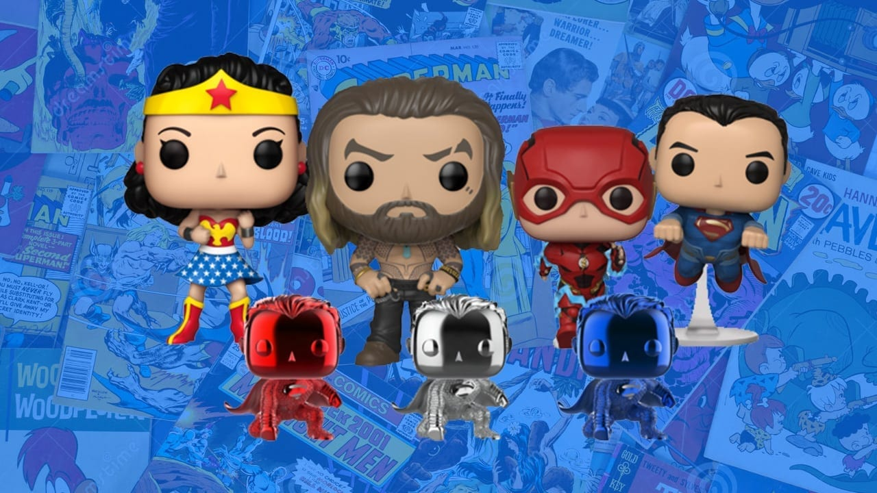 NYCC 2018 Wave 1 - DC Comics