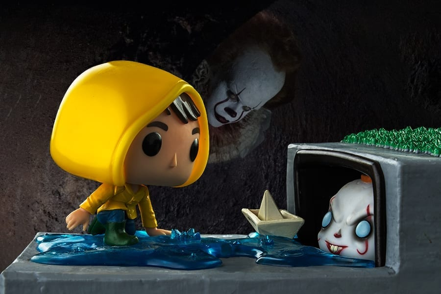 Pennywise Movie Moments Funko Pop