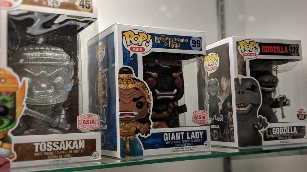 Toy Tokyo Pop Asia Rare Items