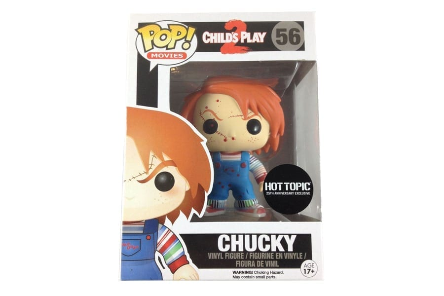 Chucky Child's Play 2 Bloody Splattered (Hot Topic Exclusive) 2014
