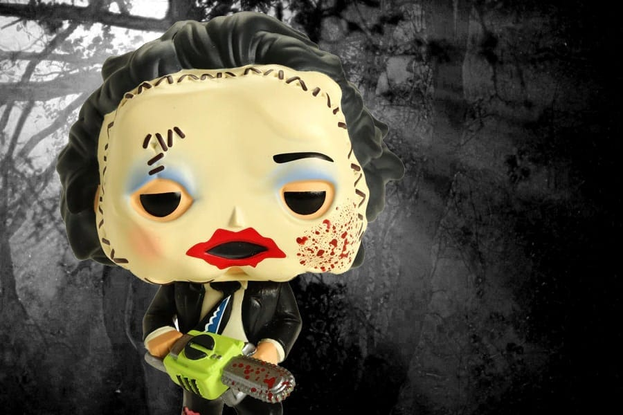Leatherface Hot Topic exclusive Chase number 8