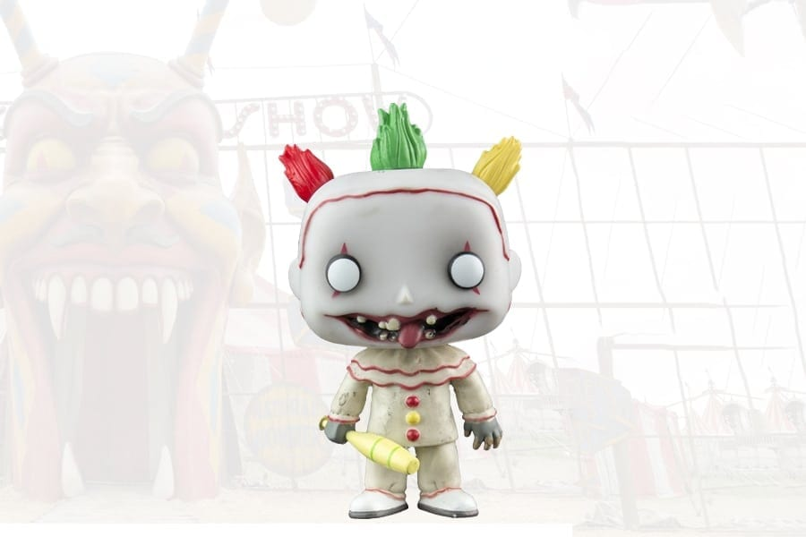 Twisty the Clown Unmasked American Horror Story (SDCC Exclusive) 2015