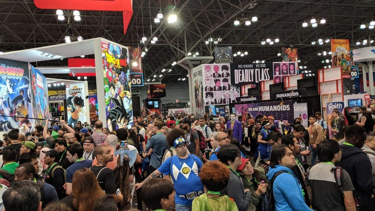 Pop Collectors Alliance New York Comic Con
