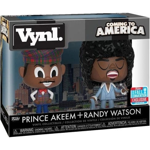 VYNL Coming to America