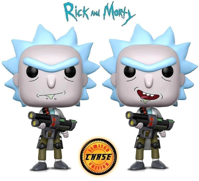 Weaponized Rick Chase Variant
