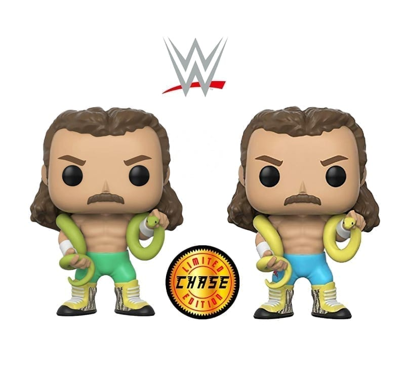 Jake the Snake Roberts Chase Funko Pop