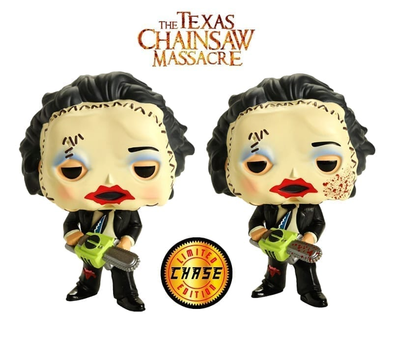 Leatherface Pretty Woman Chase Funko Pop!