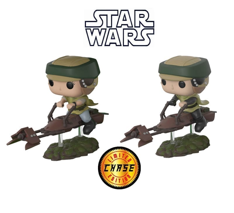 Luke Skywalker Chase Funko Pop