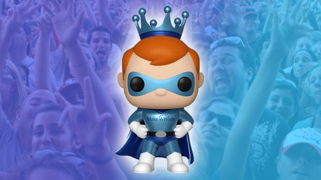 Make-A-Wish Freddy Funko Released