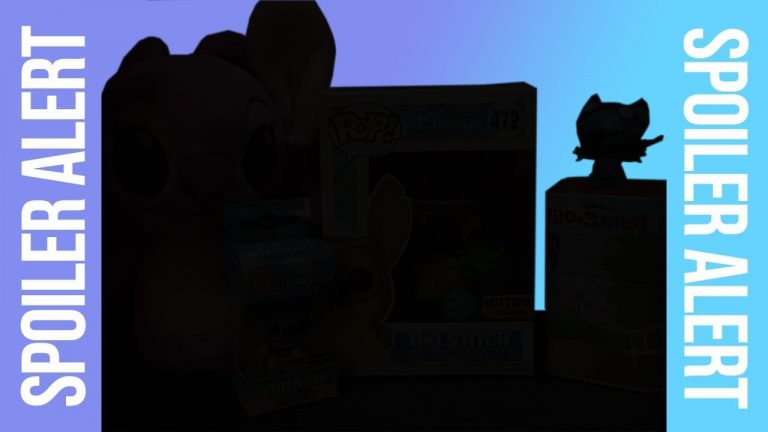 Lilo and Stitch Disney Treasures Box