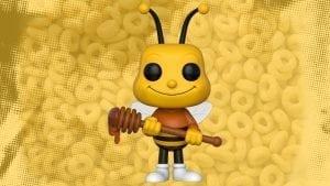 Buzzbee Ad Icon in the Funko Shop