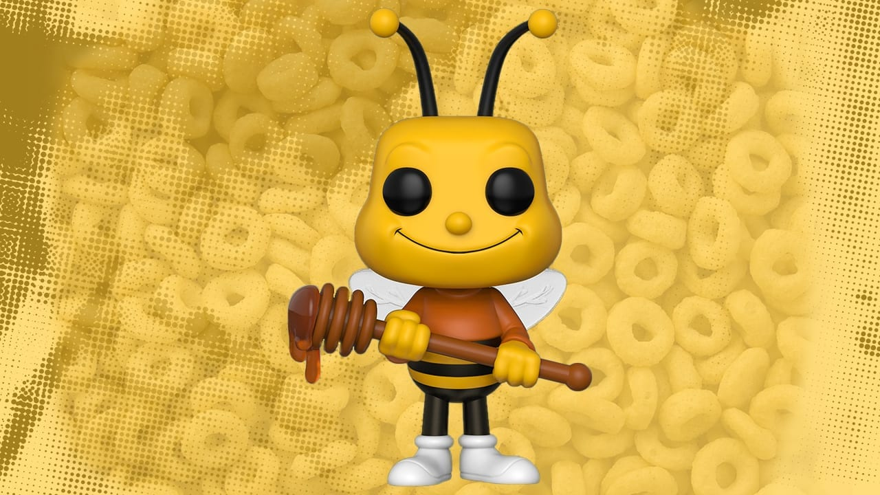 Buzzbee Ad Icon in the Funko Shop