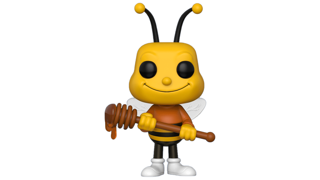 Funko Shop Cheerios Ad Icon - Buzzbee