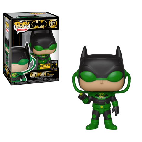 Pop! Dawnbreaker Batman (Hot Topic exclusive)