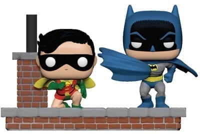 Batman Pop! Comic Moment - Batman with Robin 1979