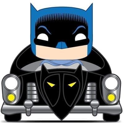 1950's Batmobile Pop! Ride