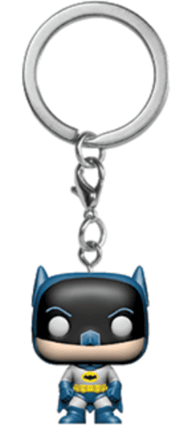 Pop! Keychain Batman 1960s (Hot Topic exclusive)