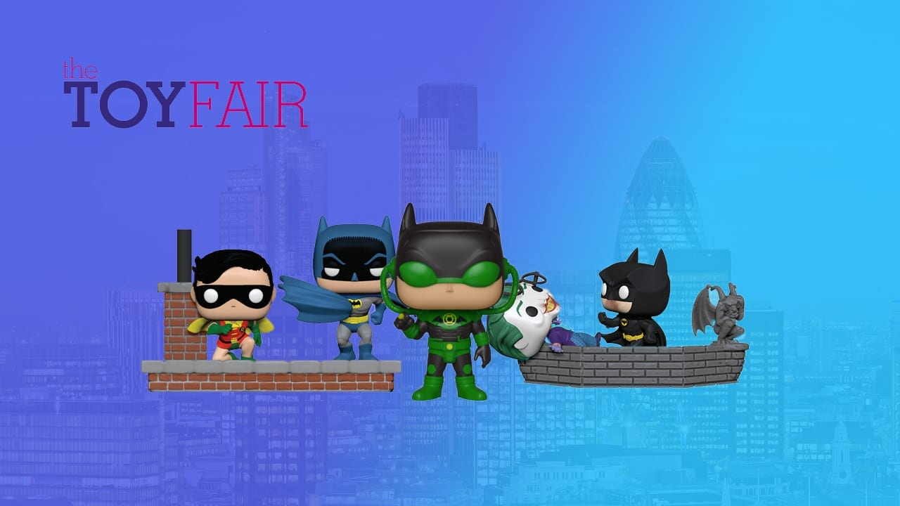 London Toy Fair: Batman