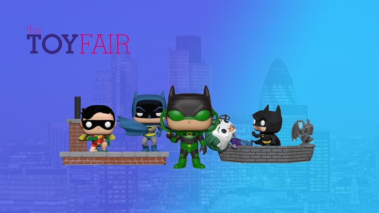 London Toy Fair: Batman