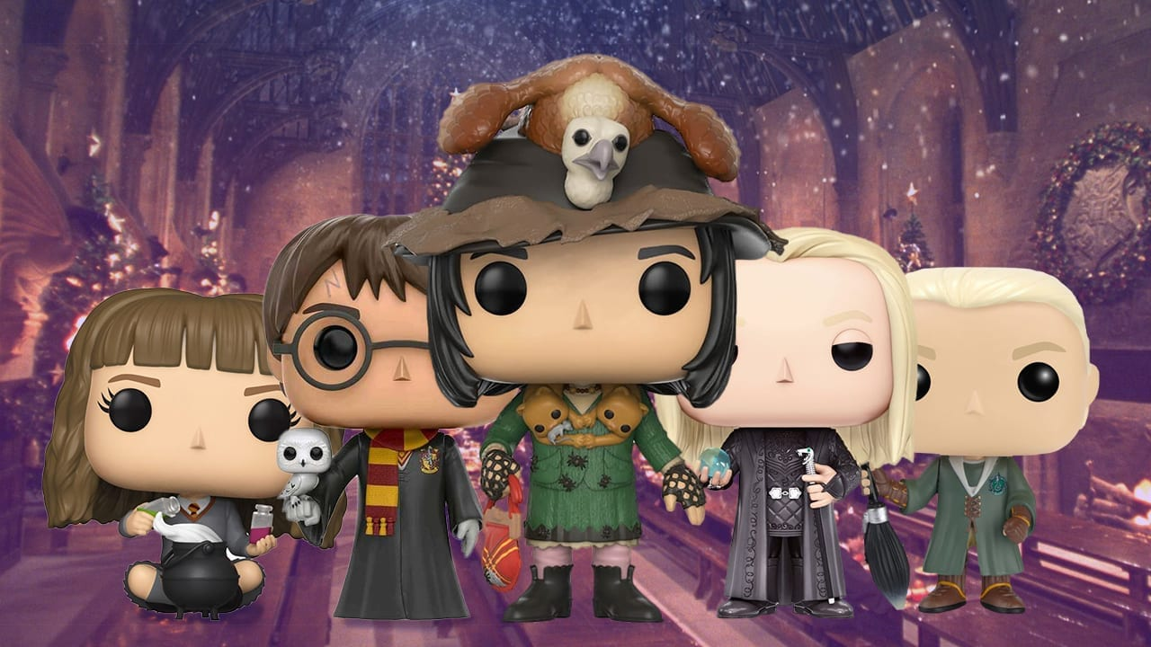Top 10 Harry Potter Pop!