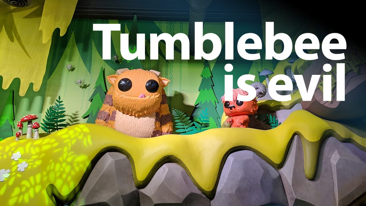 The Funko App, Wetmore Forest Book, and ECCC