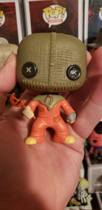 Real Sam from Trick r Treat Funko Pop