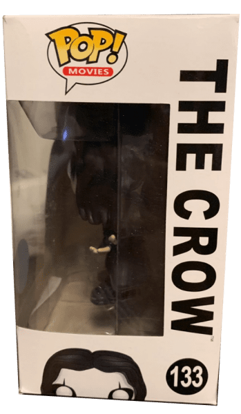 the crow gitd fake side