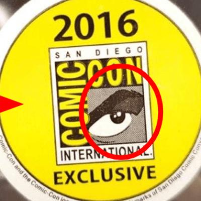 Metalic-Beerus-SDCC-Sticker-Fake