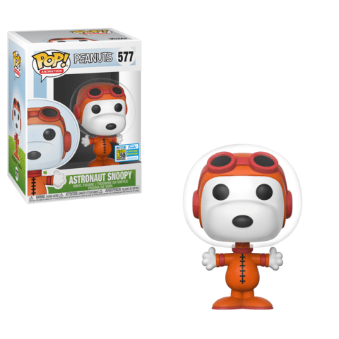 Funko Pop Astronaut Snoopy placeholder link