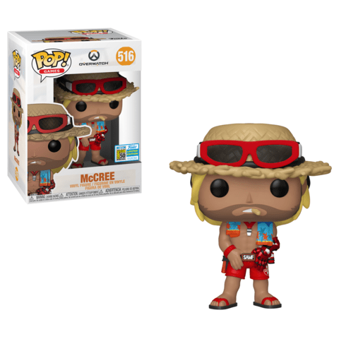 Funko Pop Summer McCree placeholder link