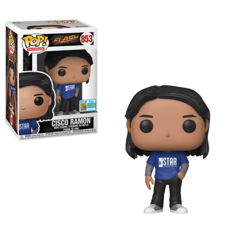 Funko Pop Cisco Ramon placeholder link