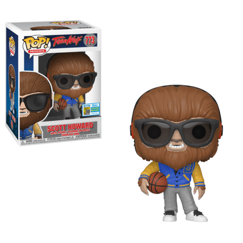 Funko Pop Scott Howard placeholder link