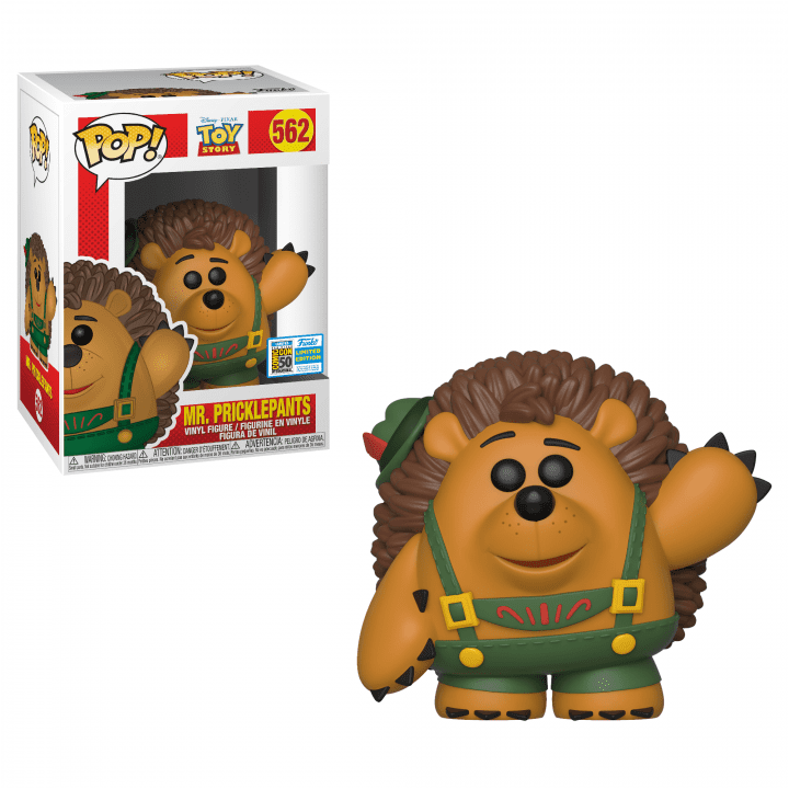 Funko Pop Mr Pricklepants placeholder link